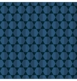 hexagon star seamless pattern vector image