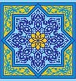 Islamic ornament vector image