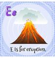 Eruption vector image vector image