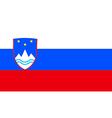 Slovenia vector image
