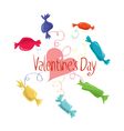 day sweet love vector image