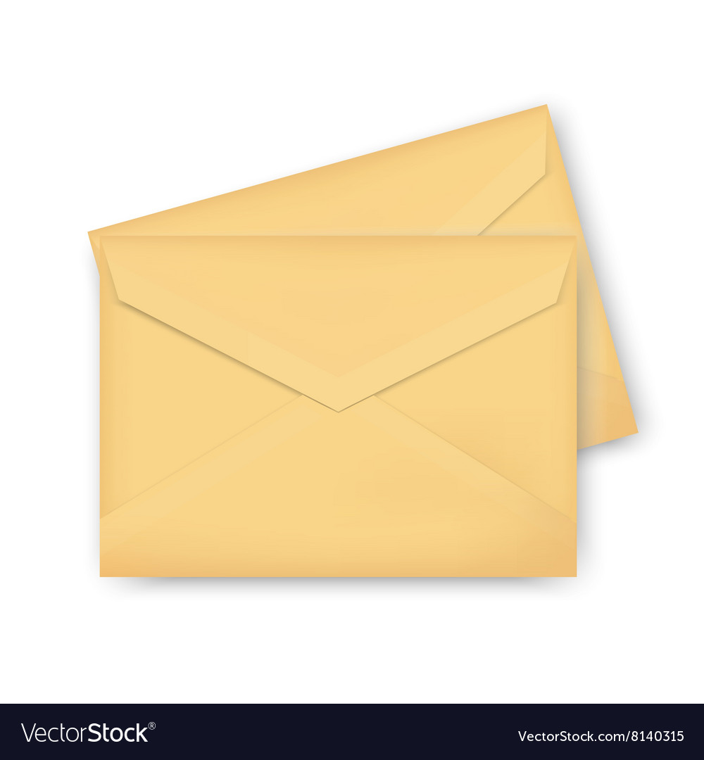 Realistic envelope vector