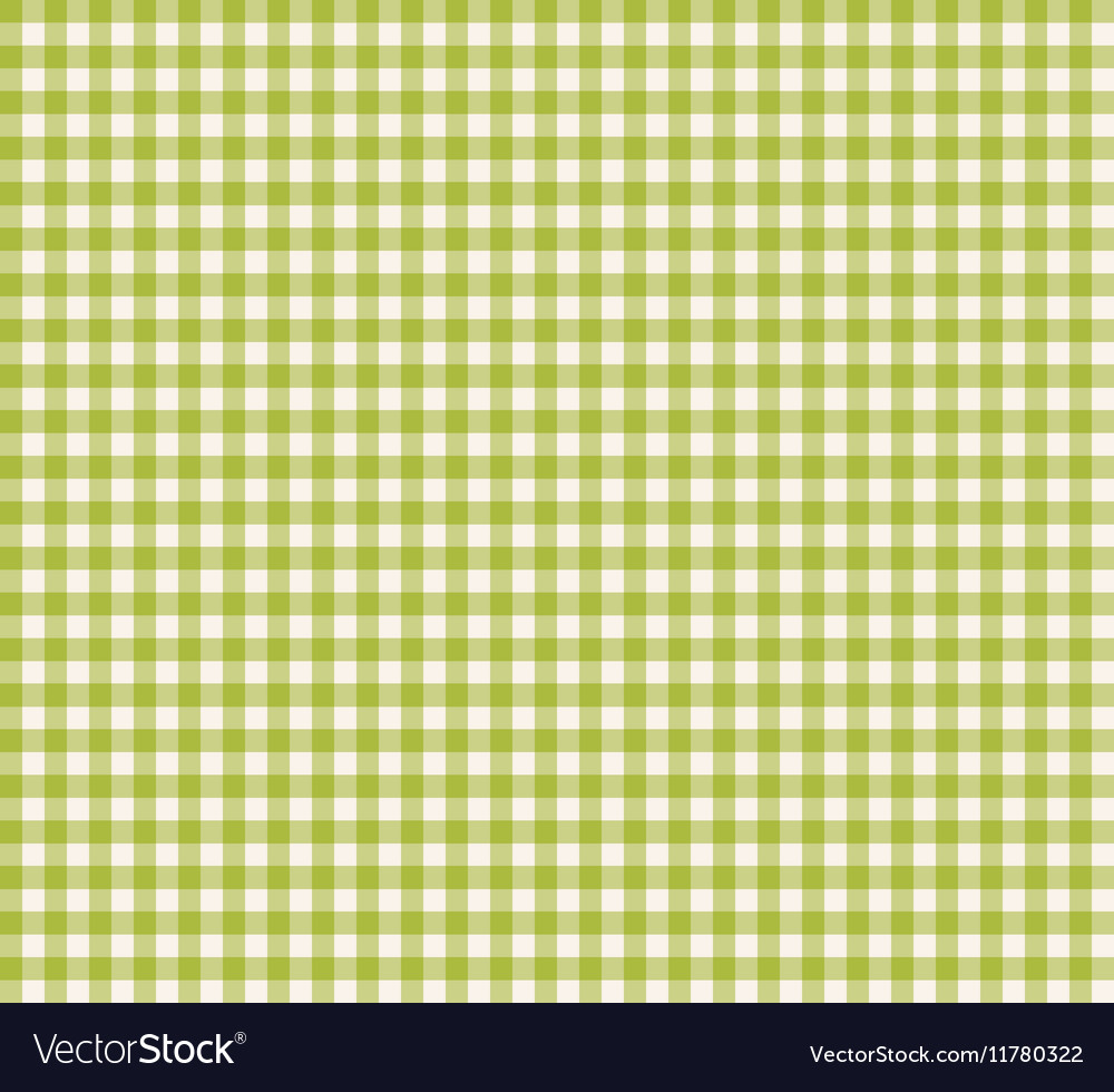 Vichy pattern  checkered seamless vector