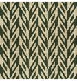 Ornate geometric textile print vector image