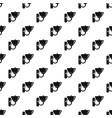 wall lamp pattern vector image
