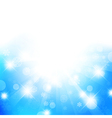 fresh glow background vector image vector image