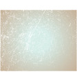 Abstract scratched shabby background vector vector image