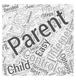 Parental Controls for the Internet How to Use Them vector image