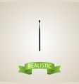 realistic contour style kit element vector image