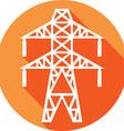 Power Line Icon vector image