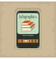Ebook concept vector image