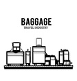 Travel desgin vector image