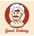 Good Bakery vector image