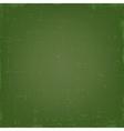 Vintage green grunge texture or background vector image