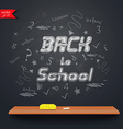 back to school 2 vector image vector image