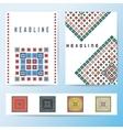 Brochures17 vector image