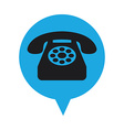 phone old vector image