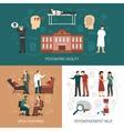 Psychologist Design Concept vector image
