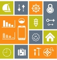 Signs and symbols vector image