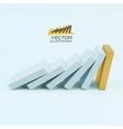 Business 3D concept vector image