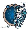 Taurus vector image vector image