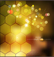 Brown abstract background for business vector image