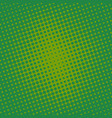 Background halftone circle vector image