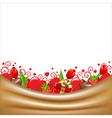 celebration card vector image vector image