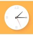 Wall clock Watch icon vector image