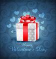 love gift box vector image