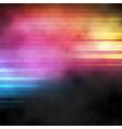 Neon steam vector image