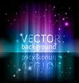 Spectrum glow vector image