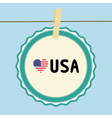 I LOVE USA8 vector image