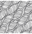 Hand drawn pattern vector image