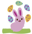 Easter Bunny 6 vector image