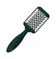 simple comb for hair vector image