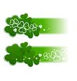 St Patricks Day decoration vector image
