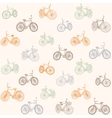 bike seamless vector image