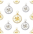 Compass pattern vector image