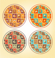 Sphere of Social Networking vector image vector image