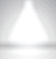 spotlit room 2703 vector image vector image