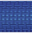 seamless fabric tiles vector image vector image