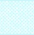 cyan diamond pattern seamless vector image