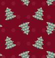 Christmas tree- vector image