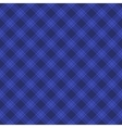 Seamless Blue Fabric Tartan Background vector image