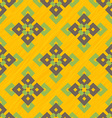 Beautiful seamless pattern tile vector image