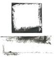 Grunge Set vector image vector image