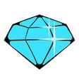 crystal icon icon cartoon vector image