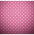Romantic seamless pattern tiling vector image vector image