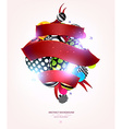Abstract Ornamental Design vector image